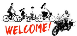 WELCOME BIKERS CYCLE